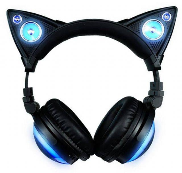 Casque audio oreilles de chat Axent Wear