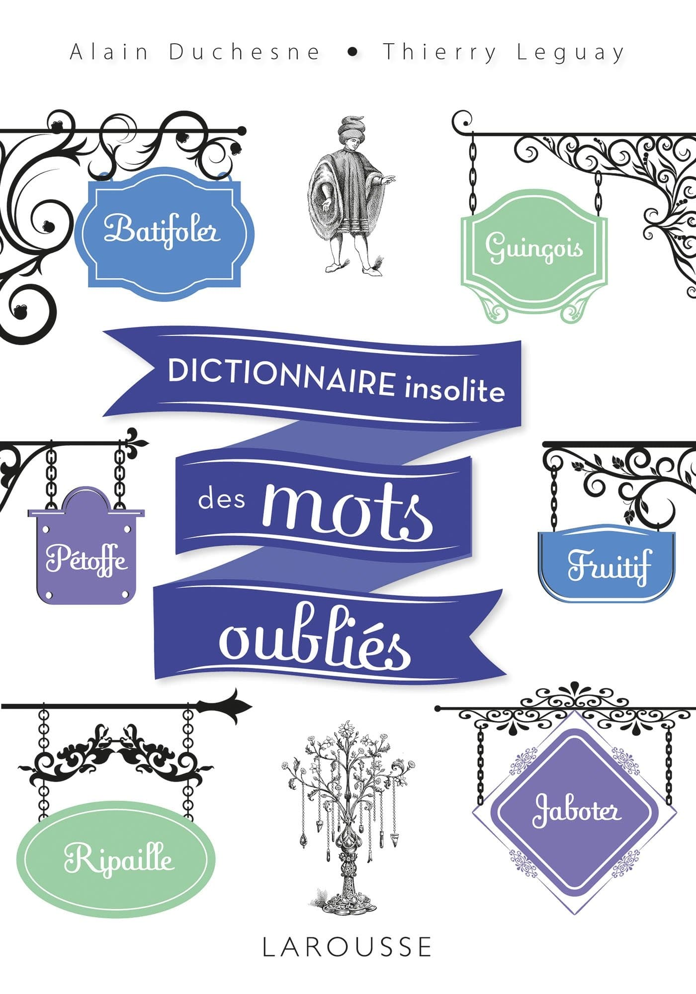 Dictionnaire insolite des mots oubliés