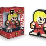 Pixel Pals Ken Street Fighter