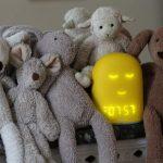 Réveil intelligent pour enfants Remi UrbanHello