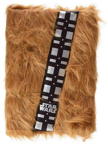 Cahier Chewbacca Star Wars geek insolite