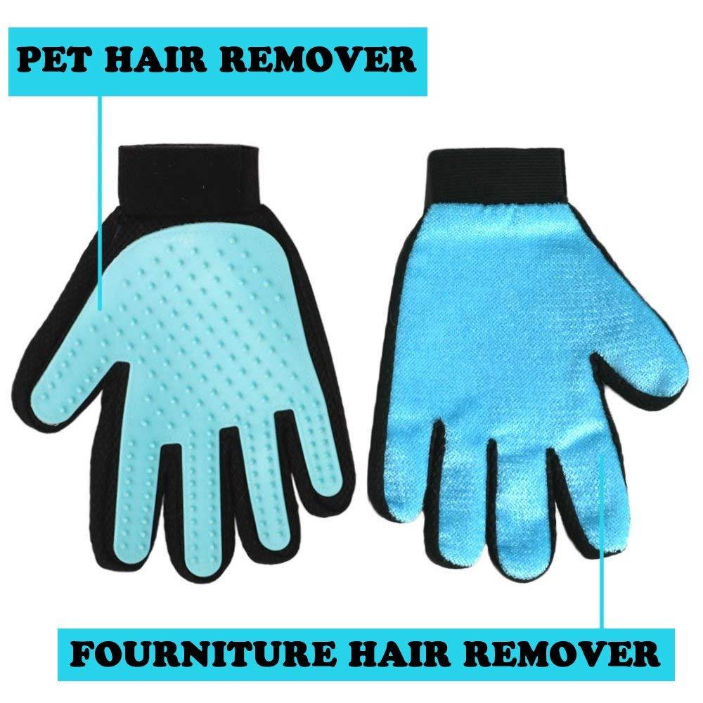 gant de toilettage pour chien et chat accessoires et gadgets pour animaux mr etrange. Black Bedroom Furniture Sets. Home Design Ideas