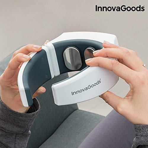 Masseur cou et nuque InnovaGoods gadget insolite