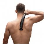 Tondeuse pour poils corps et barbe avec poignée amovible