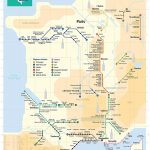 Affiche carte des vins plan de métro