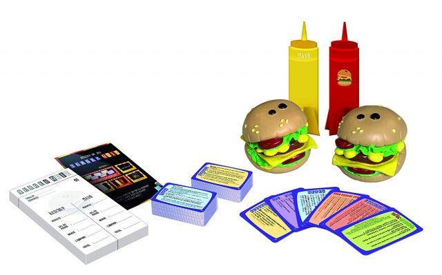 Jeu de société Burger Quiz insolite