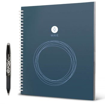 Cahier intelligent réutilisable Rocketbook Wave gadget insolite