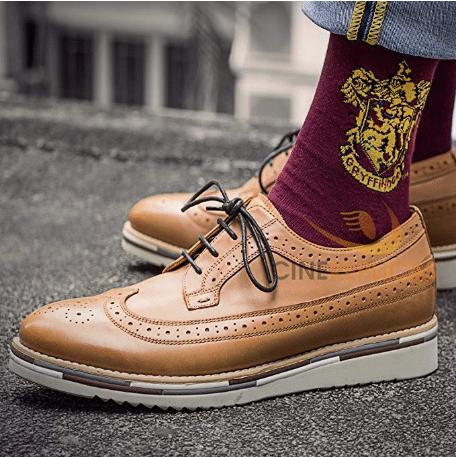 Pack de 5 paires de chaussettes Harry Potter geek insolite