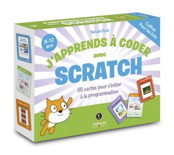 J'apprends à coder avec Scratch: 85 cartes pour s'initier à la programmation geek insolite