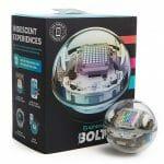 Boule robot Sphero Bolt pour apprendre à coder