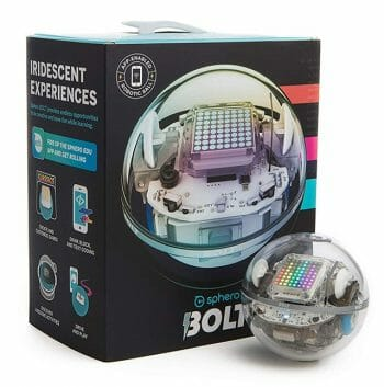 Boule robot Sphero Bolt