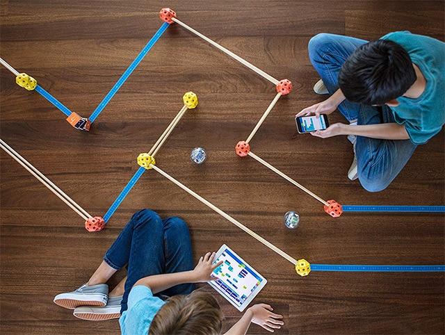 Programmation Boule robot Sphero Bolt