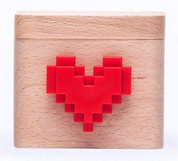 Boite à message d'amour Lovebox