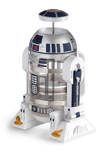 Cafetière à piston R2-D2 de Star Wars