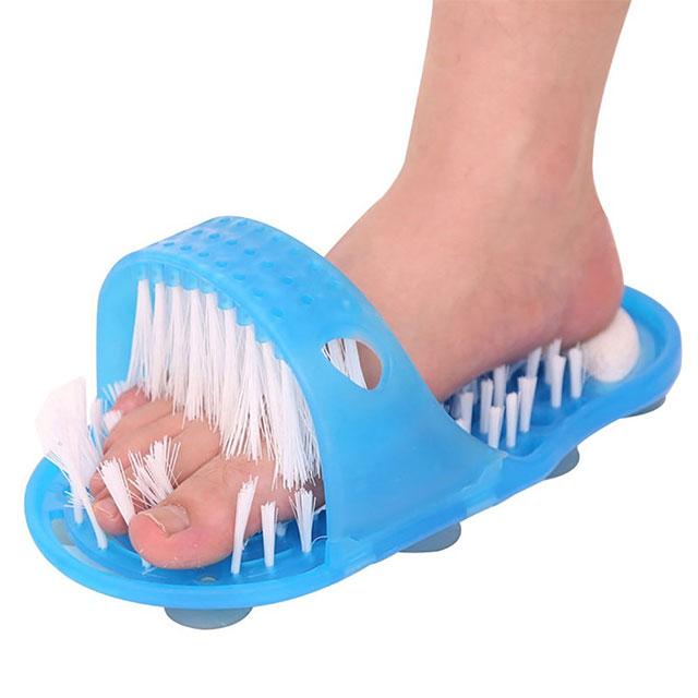 Sandale brosse lave-pied