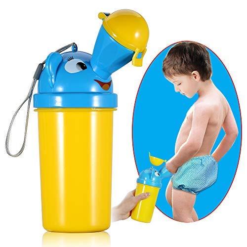 Urinoir portable d'apprentissage pour enfant
