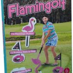 Flamingolf, le jeu de golf flamant rose
