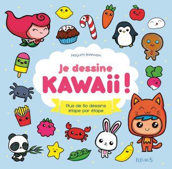 """Livre """"Je dessine kawaii !"""""""