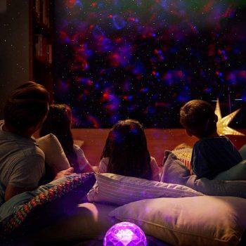 Projecteur d'étoiles Delicacy insolite