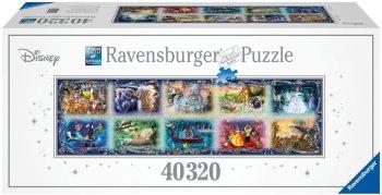 Puzzle Moments Disney Ravensburger 40000 pièces