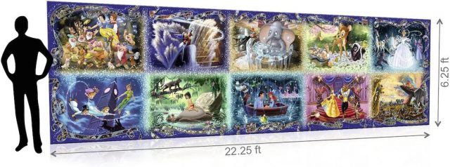 Puzzle Moments Disney Ravensburger 40000 pièces
