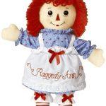 Raggedy Ann, poupée maléfique insolite