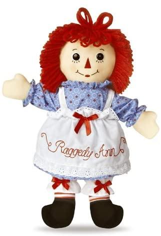 Raggedy Ann, poupée insolite maléfique