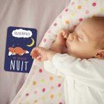 Cartes étapes «mes premières fois» pour bébé