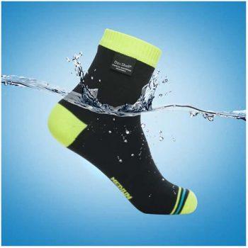 Chaussettes waterproof insolite Dexshell