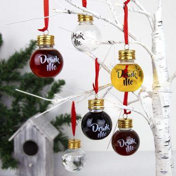 Décorations de sapin de Noël originales