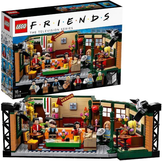 Lego Friends serie TV