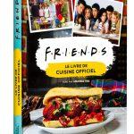 Livre de cuisine Friends