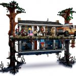 Maison Stranger Things en Lego 75810