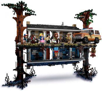 Maison Stranger Things en Lego 75810