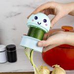 Spiralizer de cuisine méduse