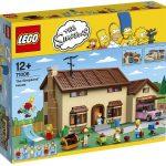 Maison des Simpsons Lego