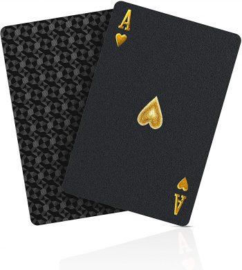 Jeu de cartes étanche en plastique