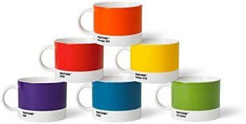Mugs en porcelaine Pantone original
