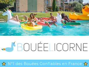Bouée Licorne - N°1 des Bouées Gonflables en France